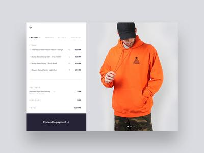 Daily UI - Checkout web design web ux user experience ui design ui