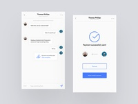 Daily UI - Direct Messaging