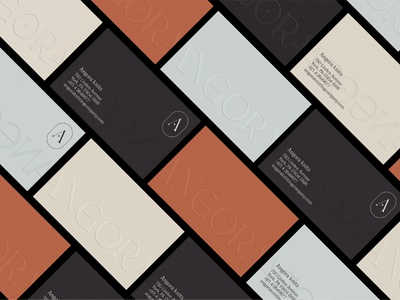Angora cards typography type clothing design logodesign logotype logo identity branding cards