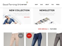 Good Morning Universe Online Shop