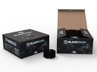 Package Design and Branding BLACKCOCOs Diamond Edition