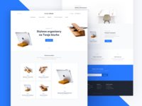 Modern Wood - Ecommerce template