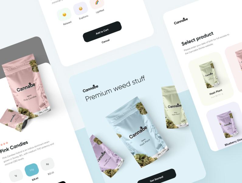 Cannabe - Premium weed stuff