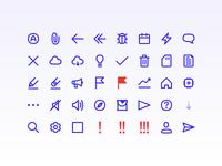 Operam Icons