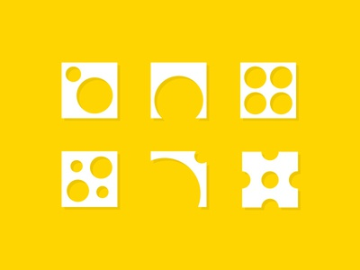 Principles of Design: Icon Set prompt005 exercise icon set icon badge creative principles of design principles fundamentals