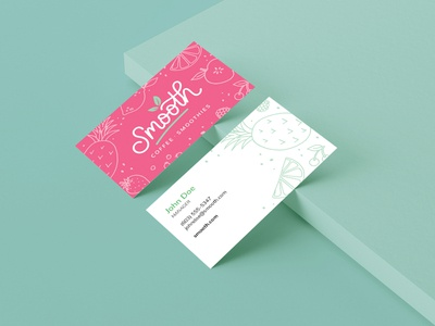Smooth Business Cards