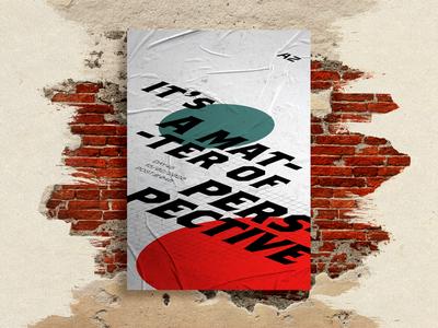 Poster #046 typography typographie typographic poster typographic type swiss style print posters poster design poster art poster a day poster photoshop graphic design dailyposterdesign dailyposter daily