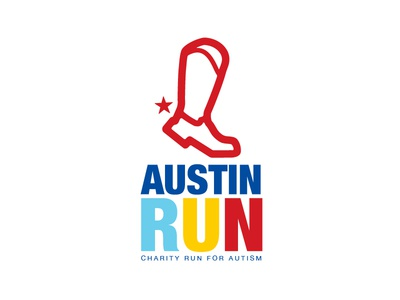 #ThirtyLogos Day 7 Austin Run thirtylogos run austin logo imnotgoodataddingtags graphic design