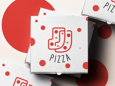 #ThirtyLogos Day 12 JJ pizza