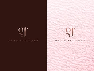 GLAMFACTORY brand design branding art direction logoinspiration logoidea mark symbol logo designer logodesigner logo design logotype logodesign logo
