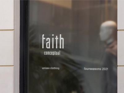 faith clothing clothing brand fashionlogo fashion brand concept art conceptual adobe illustrator brand design branding graphicdesign graphic design logo designer logodesigner logo design logodesign logo