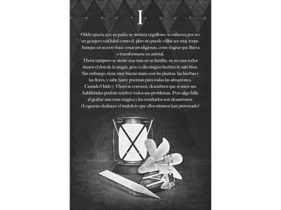 Anna Ciddor's Runestone (back cover)