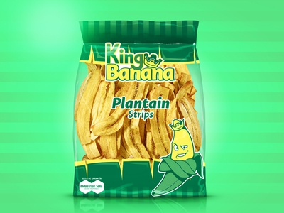 Pack King Banana