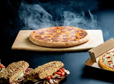 Domino's Pizza Macedonia  - photoshoot