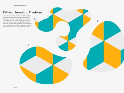Isometric pattern [Branding Guide]