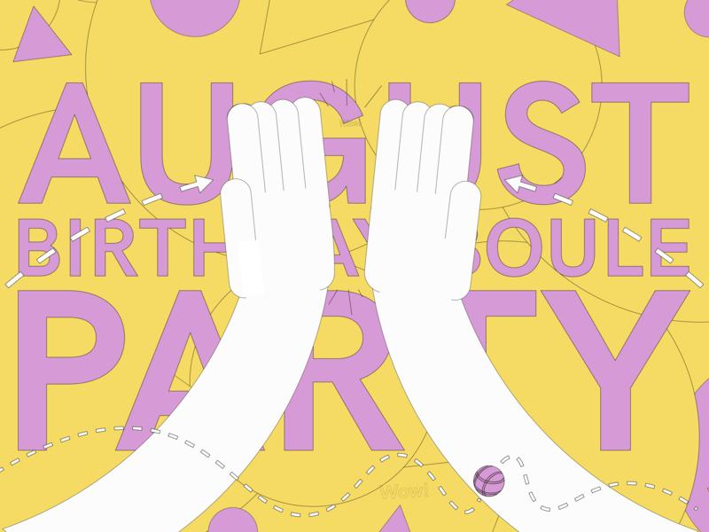Boule Party.