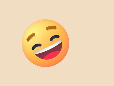 Crying Rolling Lottie Emoji lottiefiles lottie ui design happy laughing lol icon set design emoji set emoji icon ui illustration character animation svg motion animation