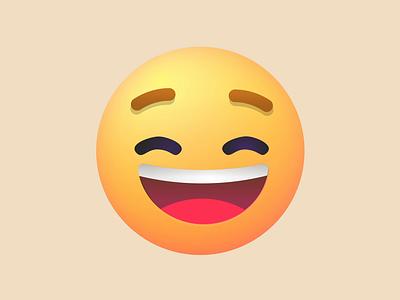 Laugh Out Loud Lottie Emoji uidesign motion design 2.5d lottiefiles lottie lol icon set icon emoji set emoji vector ux design ui character character animation svg motion illustration animation