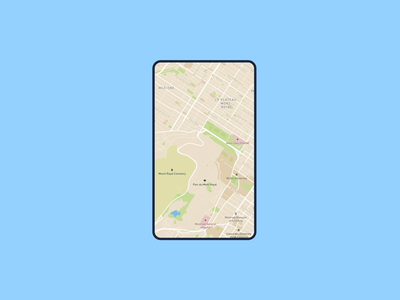 Emojis for Maps app ui ux ui motion animation svg icon design icon set icon emoji set emojis emoji map app