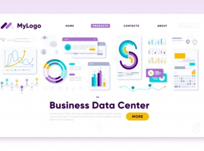 anding page template digital marketing analyst 124507 65
