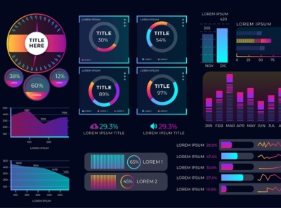 dashboard element collection 23 2148394289