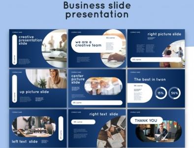 business slide presentation template 23 2148009959