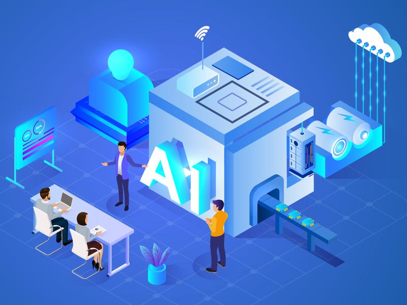 Technology intelligent workplace