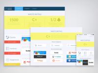 Paper Monitor Dashboard