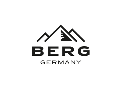 BERG - Logo logo berg germany minimal brand