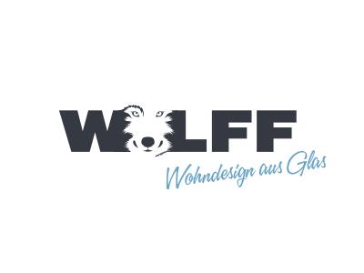 Logo: WOLFF logo wolf wolff identity design