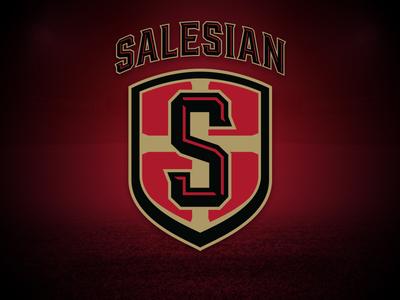 Salesian Pride — shield mark
