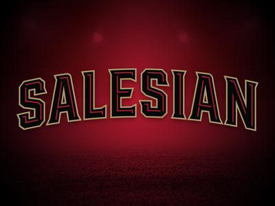 Salesian Pride — wordmark