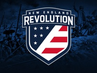 New England Revolution Rebrand Proposal