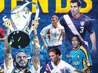 LA Galaxy Match Day Poster