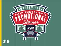 MiLB 2017 Promotional Seminar Logo