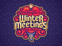 2017 Baseball Winter Meetings Primary Mark