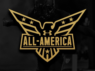 Under Armour All-America Series football under armour branding sports
