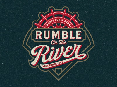 Sports Force Parks Rumble On The River  Tournament Logo