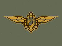 San Diego Strike Force Secondary Logo