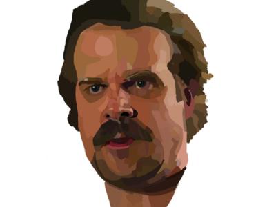 Hopper is back!! Stranger things season 4