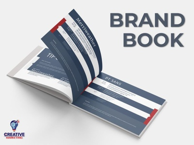 Brand Book brandbook design branding