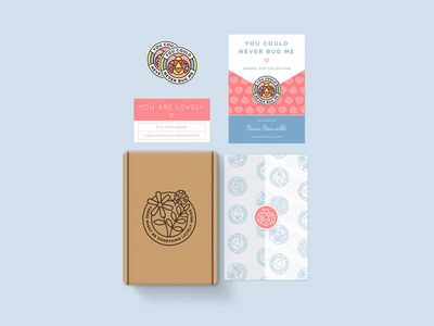 Gift Box Pin Packaging