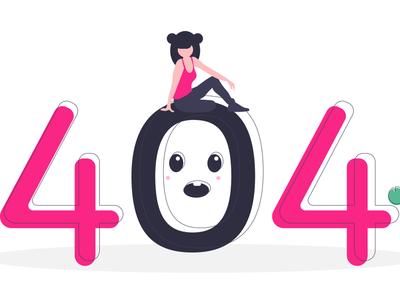 Oops! Page not found 404 error page 404 error 404 design illustration
