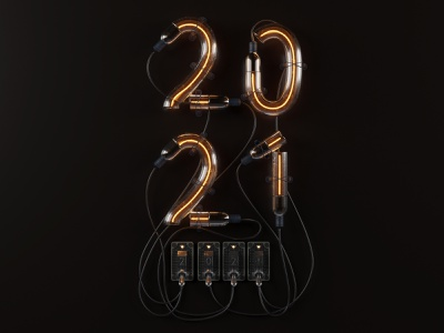 2021 lettering number 36daysoftype isometric lowpoly illustration 3d blender3d blender