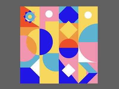 Colors graphic design animation ui design lowpoly illustration blender blender3d 3d