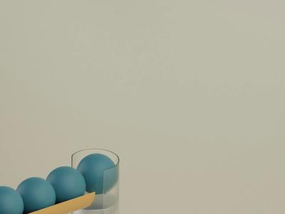 Loop loop animation ui lowpoly isometric illustration blender3d 3d blender