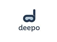Deepo mobile app logo