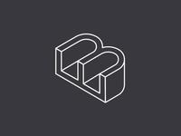 E & B logo