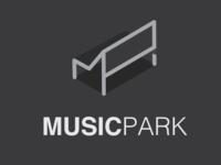 Music park logo