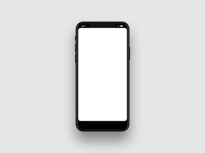iPhone Pro / 8 FREE Device Template devices device mockup template iphone pro iphone iphone8